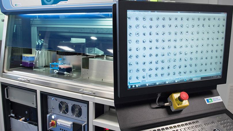 L'Oreal a semnat un parteneriat exclusiv de cercetare cu Poietis pentru crearea de păr prin bioprintare