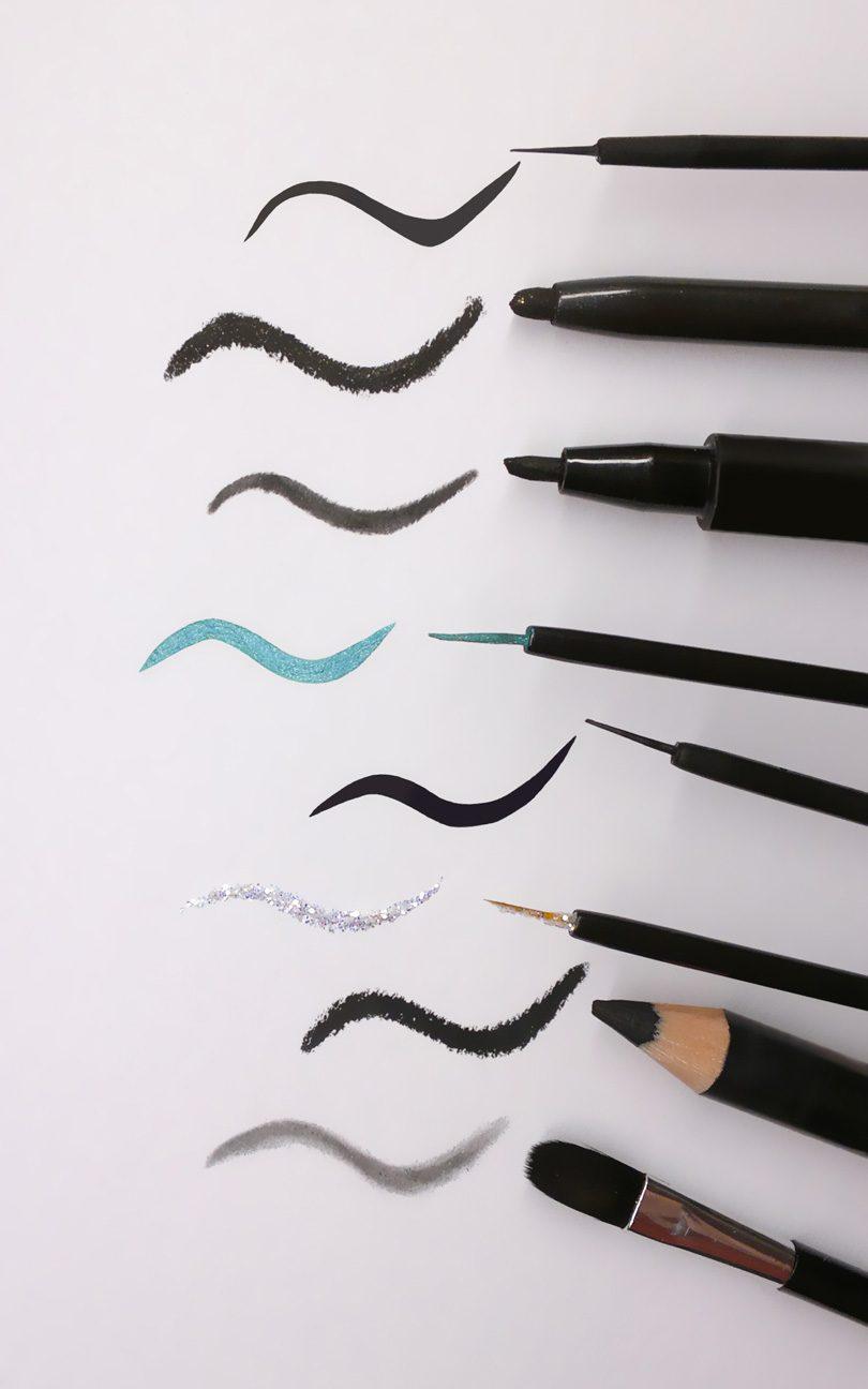 De ce să folosești eyeliner